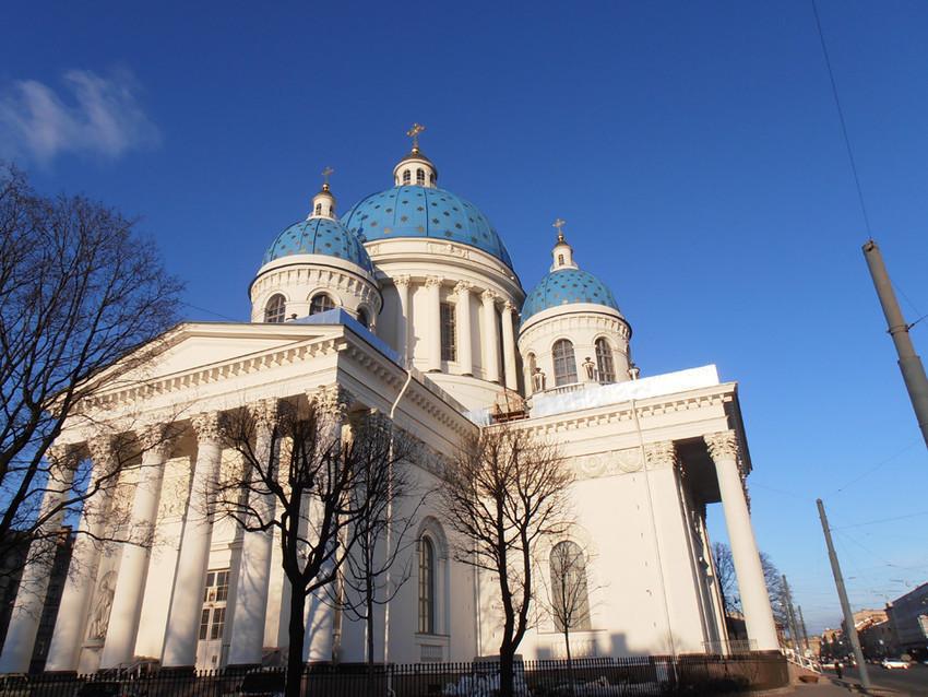 Свято-Троицкий Измайловский собор
