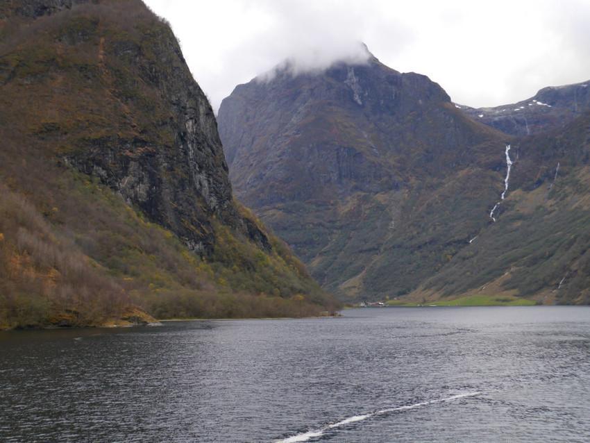 Вершины фьордов