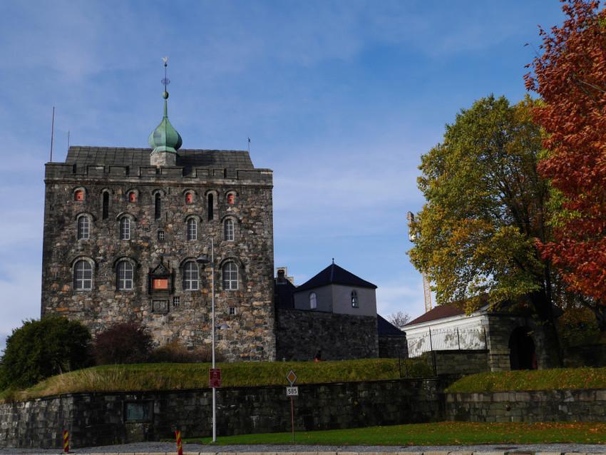 Замок Хаконсхаллен