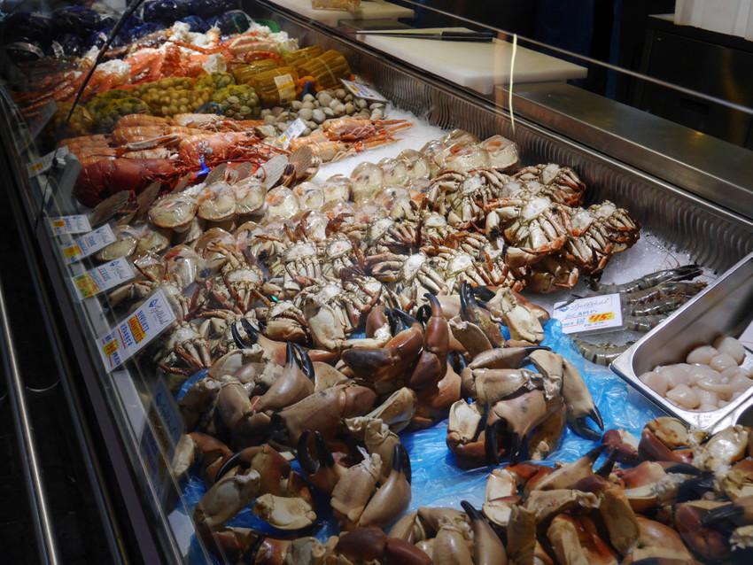 морепродукты Норвегии