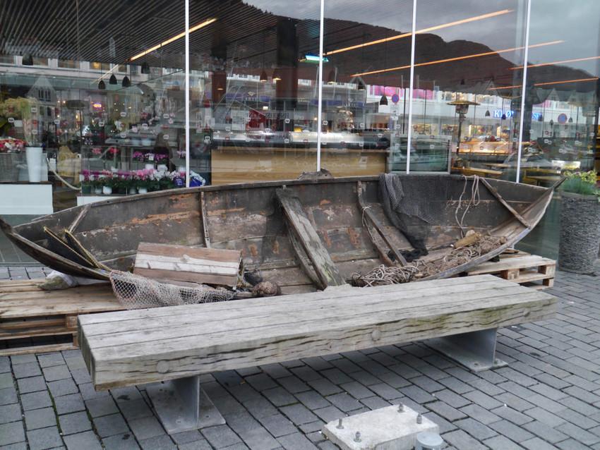 Норвежская лодка