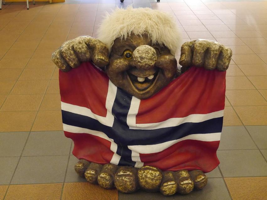 норвежские тролли