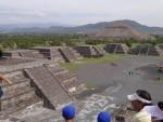 Теотиукан. Пирамиды