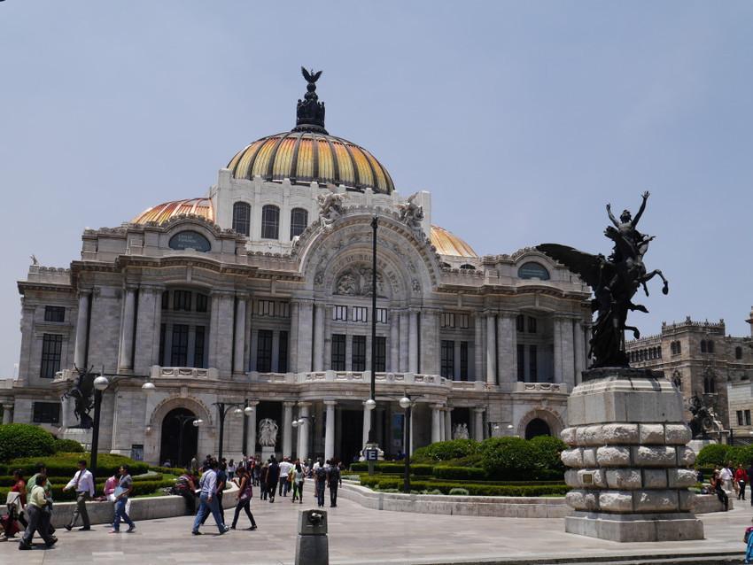 Архитектурный стиль Мексики