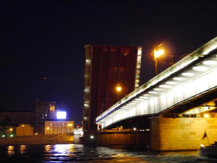 Створы моста