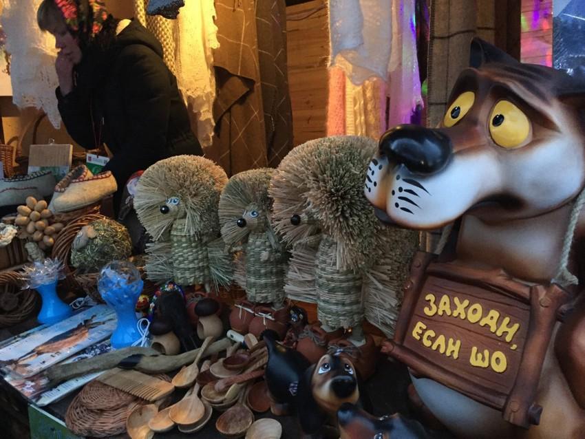 Камышовые игрушки