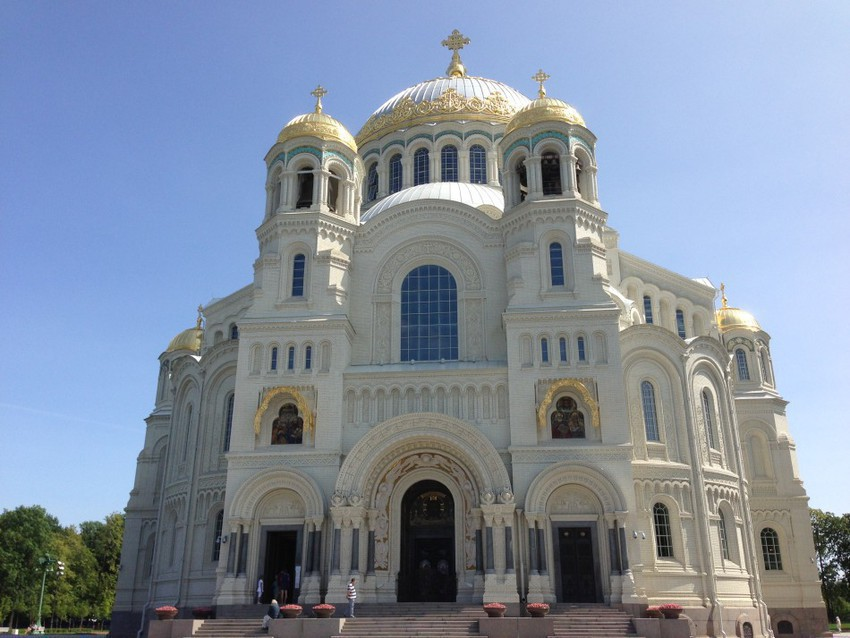 Морской собор св. Николая Чудотворца