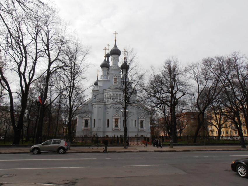 Церковь Владимирской иконы Божьей матери