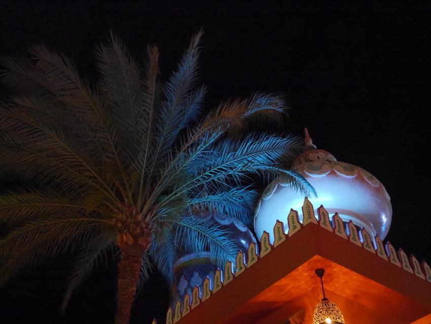 Ночь в Египте