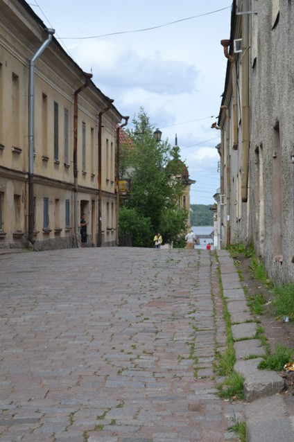 Улицы Выборга