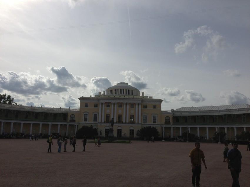 Дворец Павловска