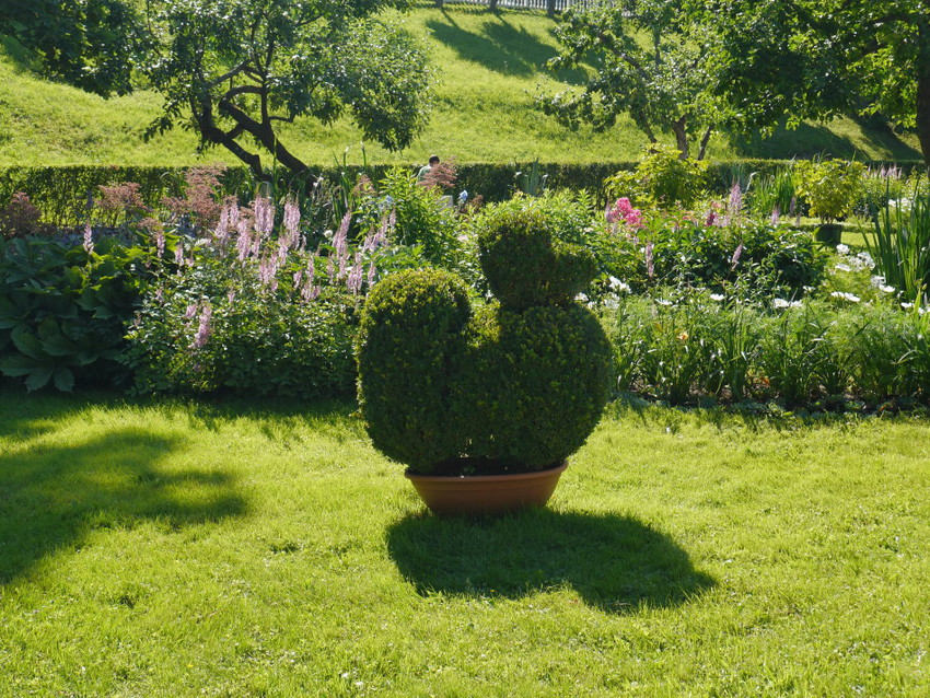 Оранжерейный сад