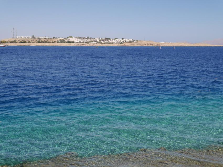 Море Шарм-эль-Шейха