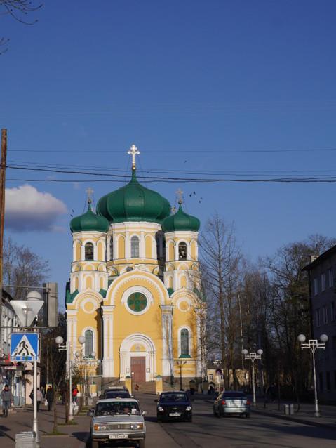 Церкви в Гатчине