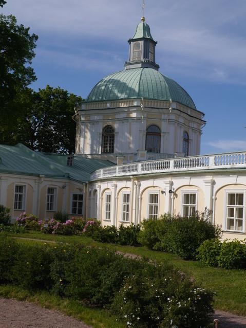 Церковный павильон Большого дворца
