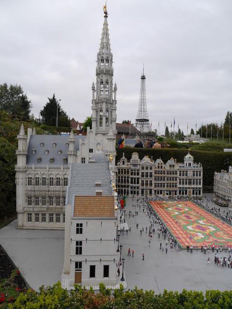 Брюссель. Главная площадь