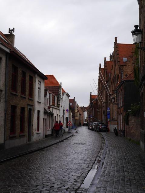 Улицы Брюгге