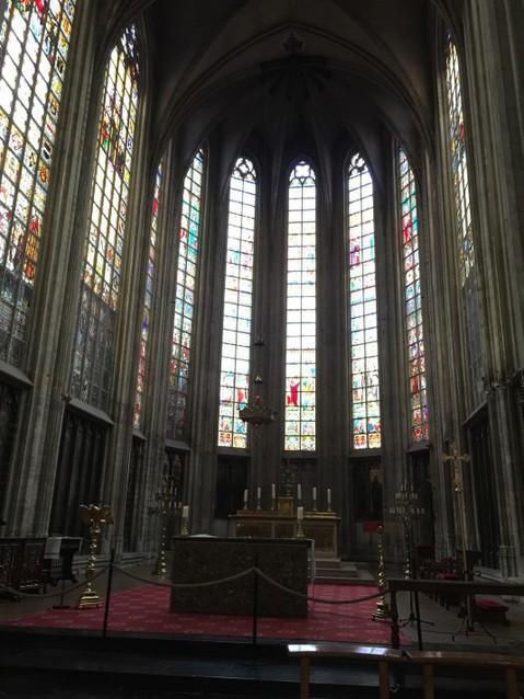 Мозайка собора