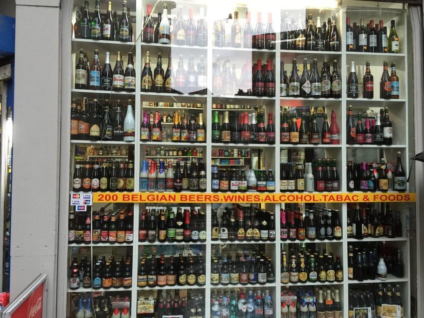 Брюссельское пиво