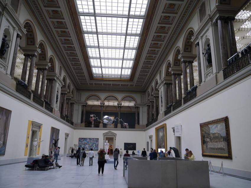 Залы Музея старинного искусства