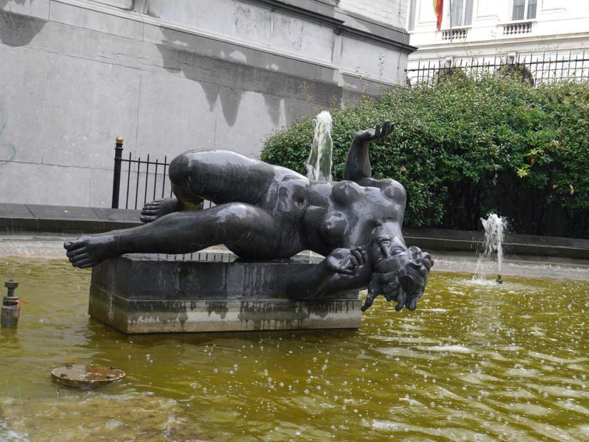 Скульптурный сад Музей старинного искусства