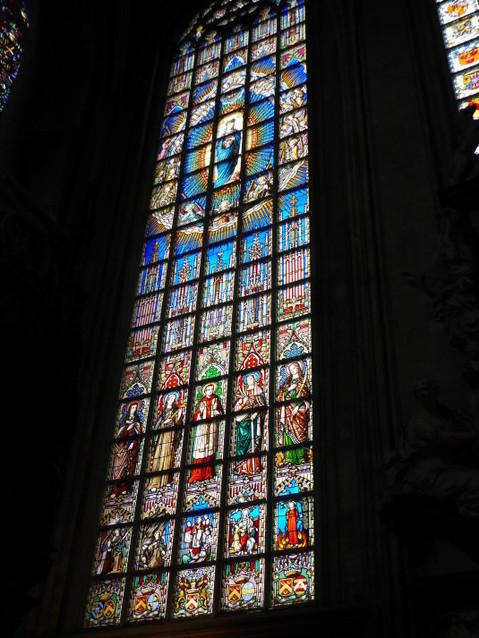Мозайка собора Нотр Дам дю Саблон