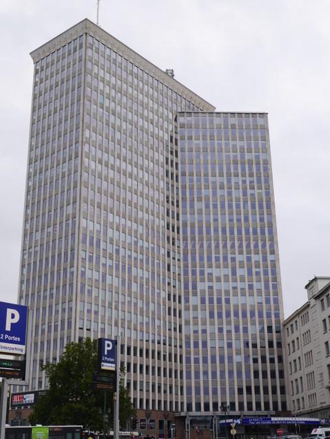 Современный Брюссель