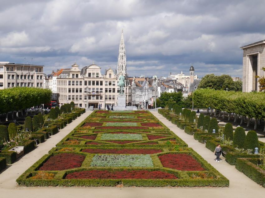 Площадь Брюсселя