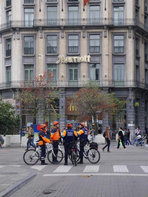 Брюссельская полиция