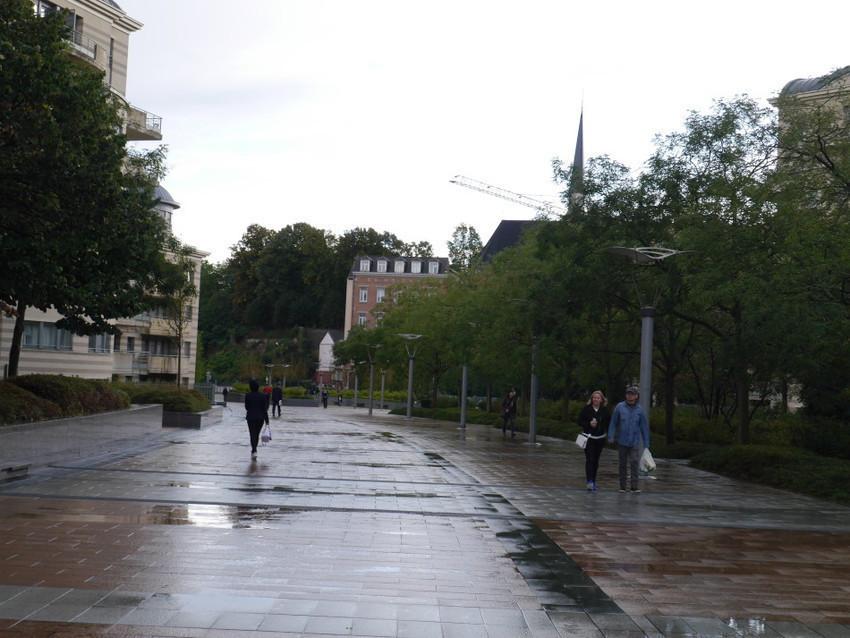 Район Европарламента