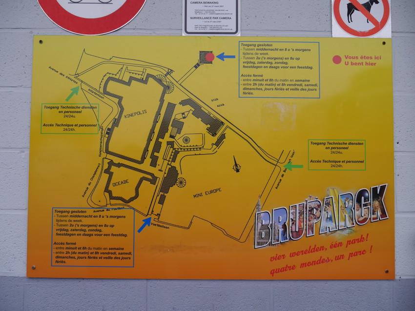 Карта Брупарка