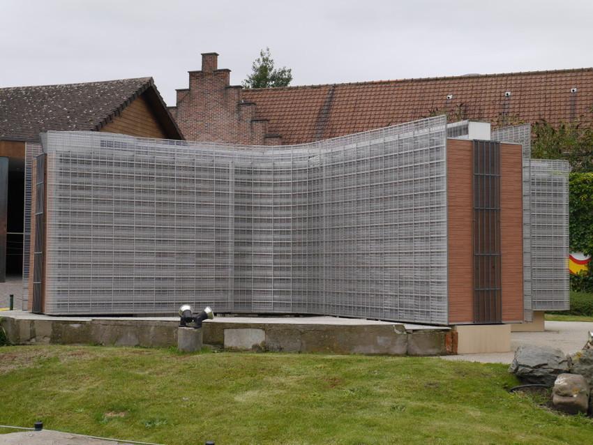Здание парламента Евросоюза в Брюсселе