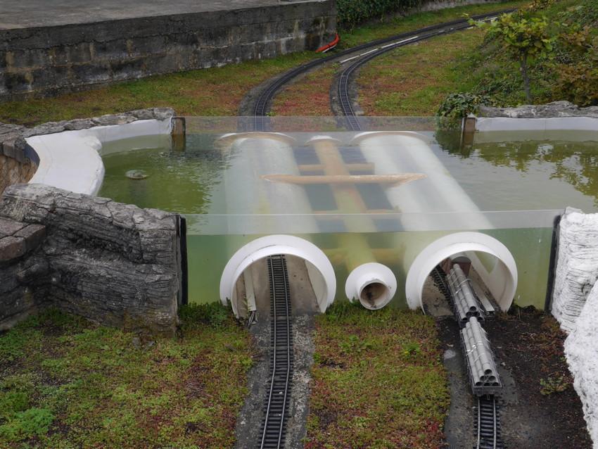 Туннель под проливом Ла-Манш