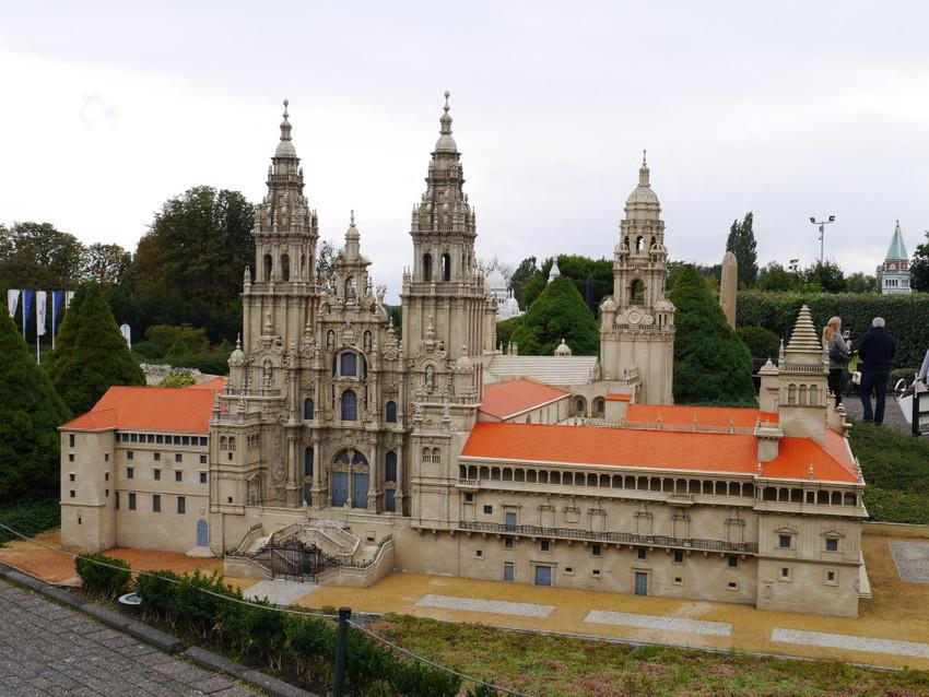 Испания, Сантьяго де Компостела