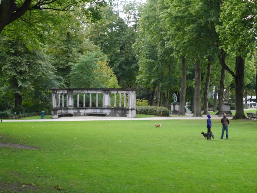 Гуляя по парку Пятидесятилетия
