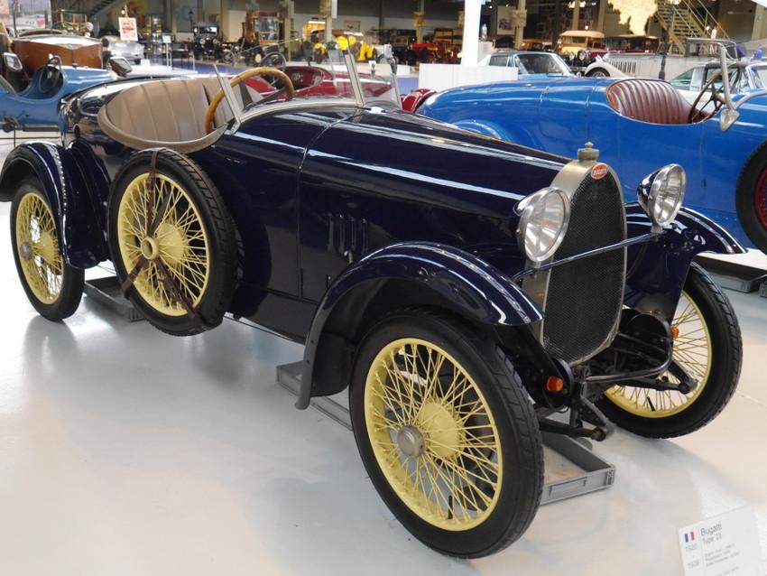 Bugatti, 1920 г.