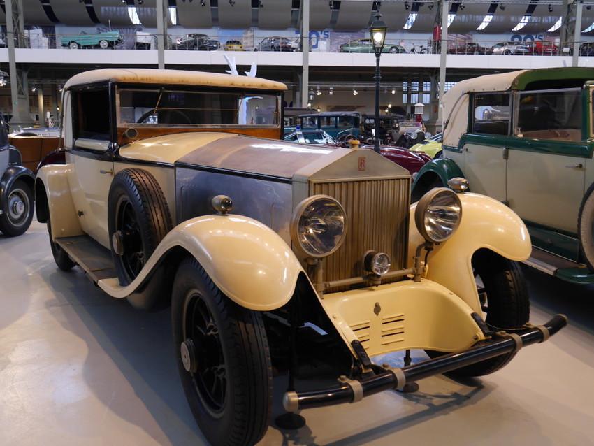 Rolls Royce, 1926 г.