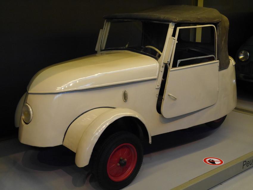 Peugeot VLV, 1941 г.