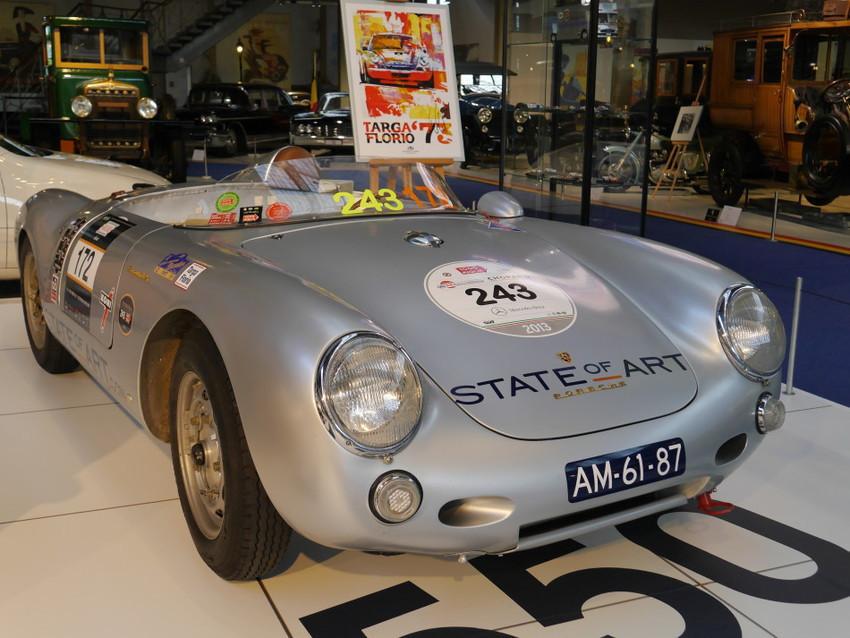 Porsche 550, 1955 г.