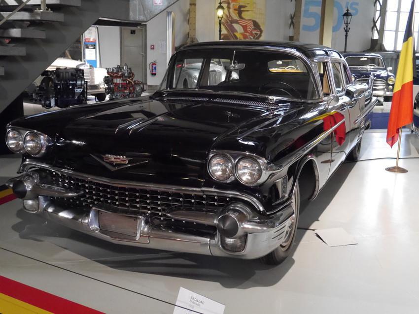 Cadillac, 1958 г.