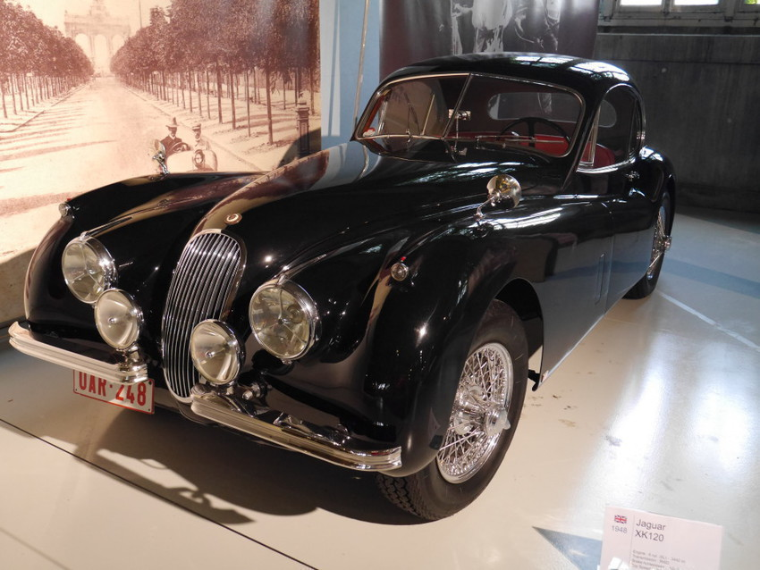 Jaguar, 1948