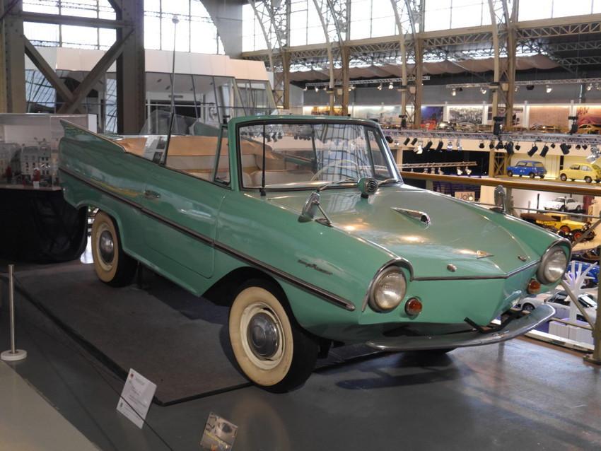 Amphicar, 1965