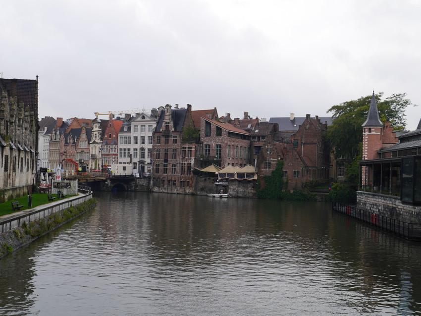 Каналы Гента