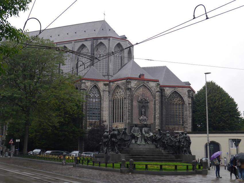 Собор Святого Баво – Зинт Баафскатедраал