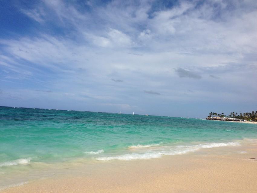 Море и песок Доминиканы