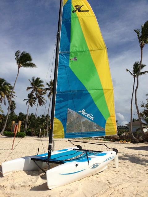 Водные развлечения в Доминикане
