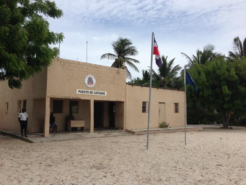 Полиция Доминиканы