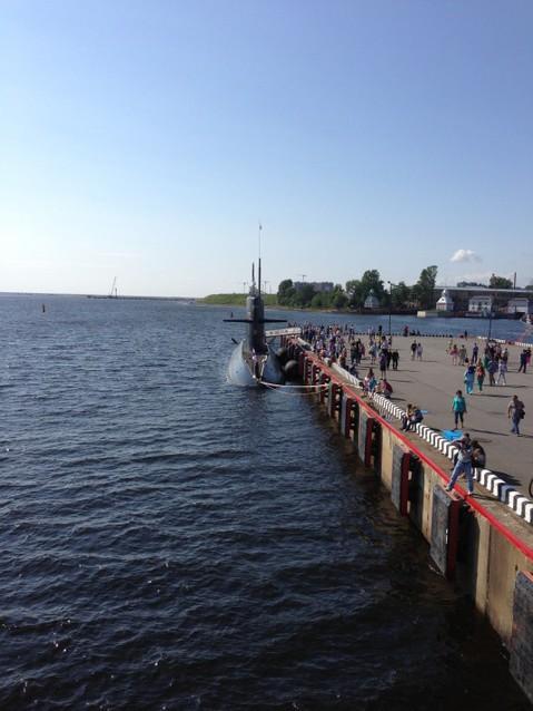 Голландская подводная лодка