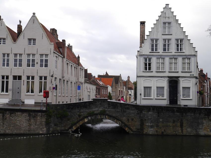 Улицы и мосты Брюгге