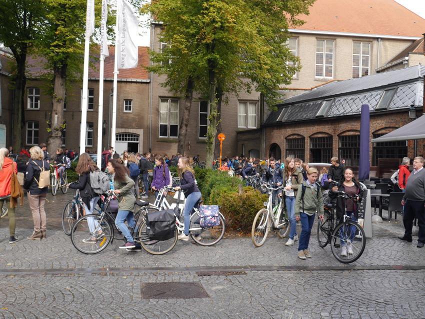 Велосипеды в Боюгге